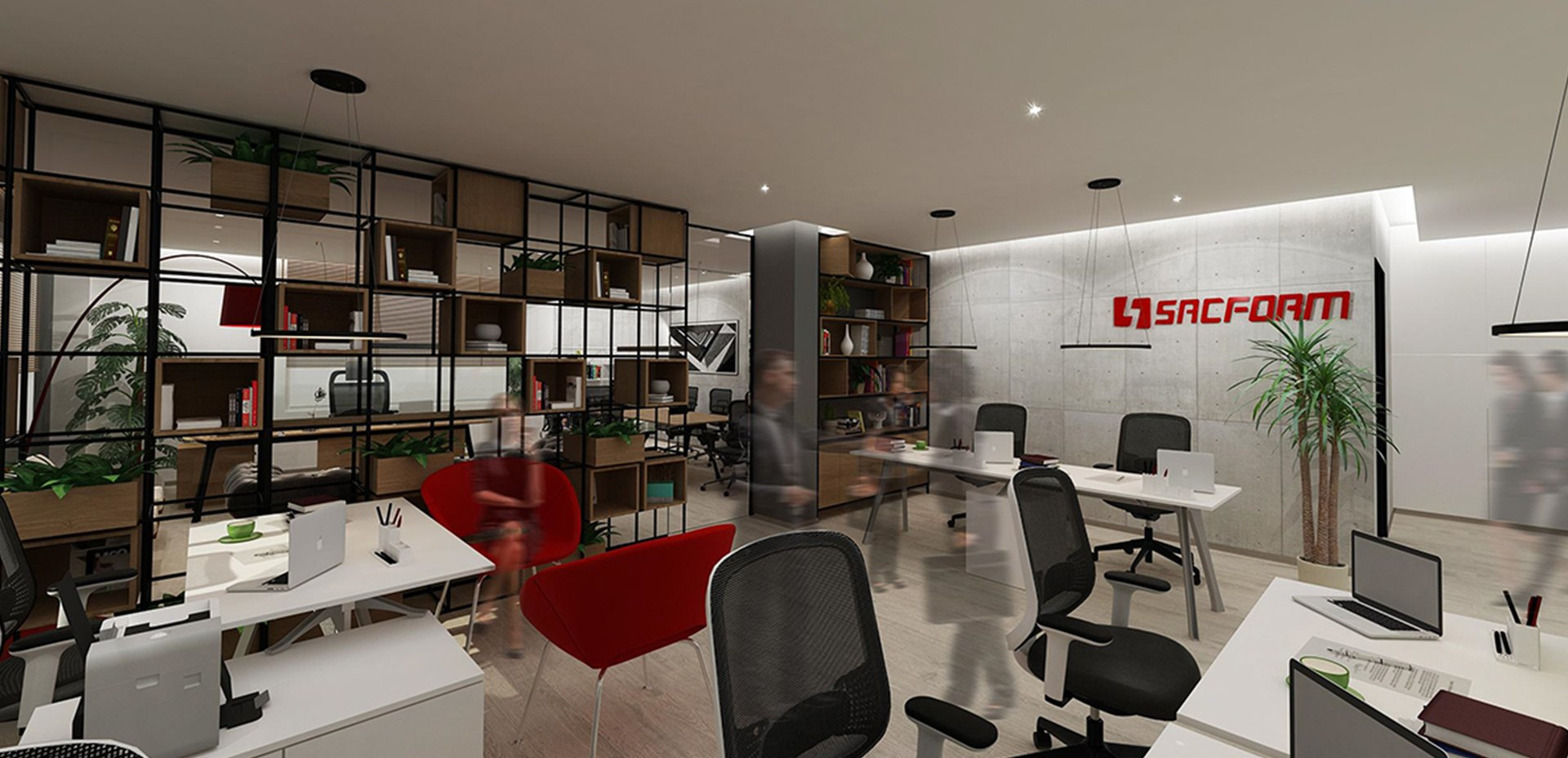 SACFROM MAKİNE OFFICE